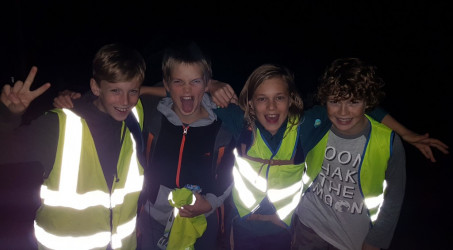Scouts & Explorers Night Hike