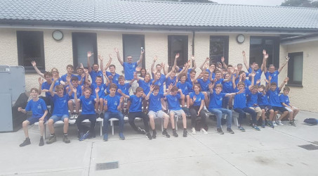 Scouts & Explorers Summer Camp 18 to Dublin