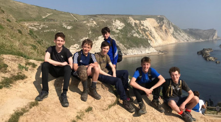 Scouts & Explorers Spring Camp 19 to Dorset