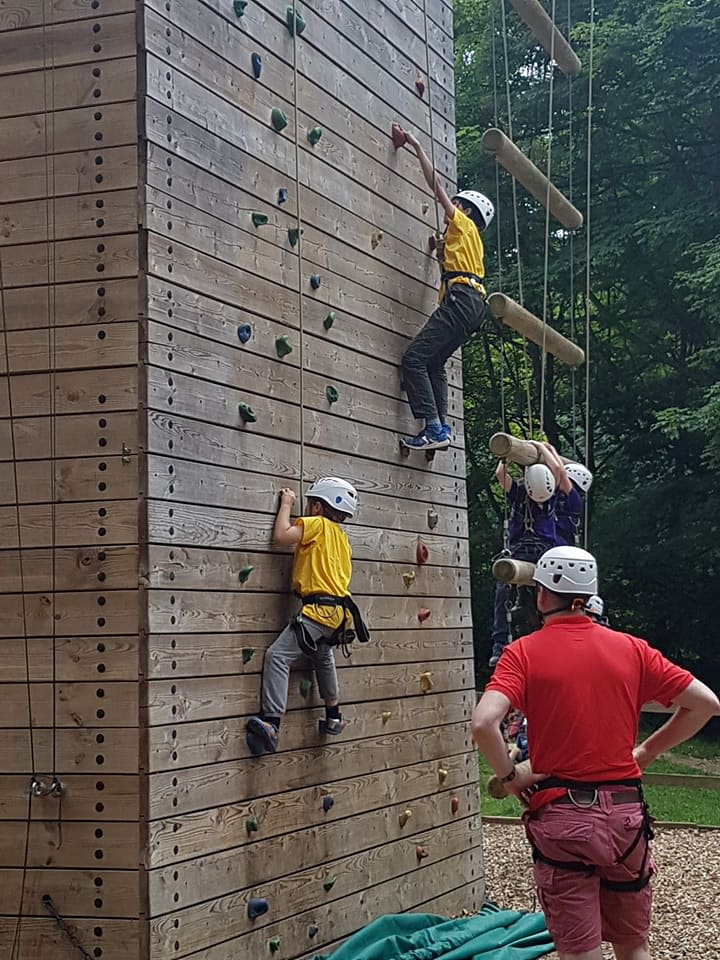 Cub Camp 2017 Youlbury 3rd Reading Scout Group